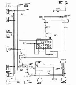 Wiring Diagram For 1976 El Camino A  C Compressor