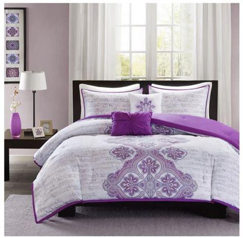 xl bedroom furniture sets new bed bag xl 5 pc purple gray grey