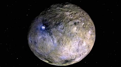 Those Bright Spots On Ceres