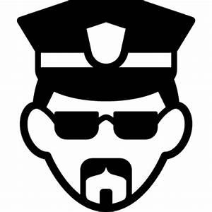 Policeman Head ⋆ Free Vectors, Logos, Icons and Photos ...