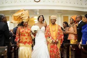 Nigerian Wedding Wendy And Edward In Maryland USA