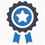 Award Icon Achievement Ribbon Icons Business Data