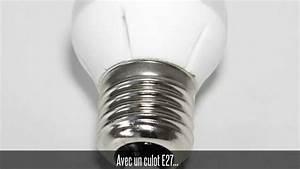 Ampoule Led Blanc Froid : ampoule led e27 6w compatible avec un variateur en ~ Edinachiropracticcenter.com Idées de Décoration