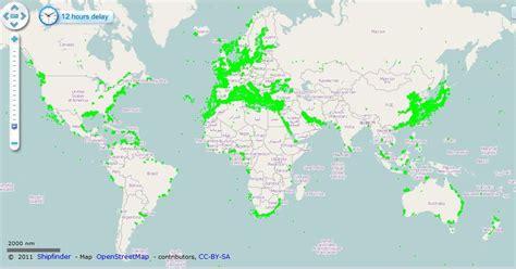 Boat Traffic Finder by Marine Vessel Traffic Shipfinder