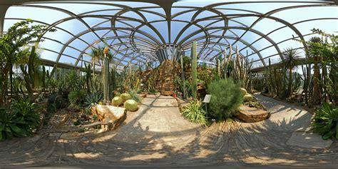 Kubische Panoramen  Panoramafoto Botanischer Garten