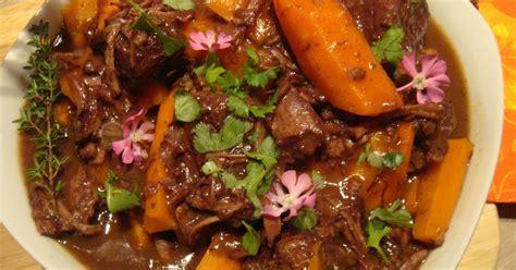 recette boeuf carotte maison