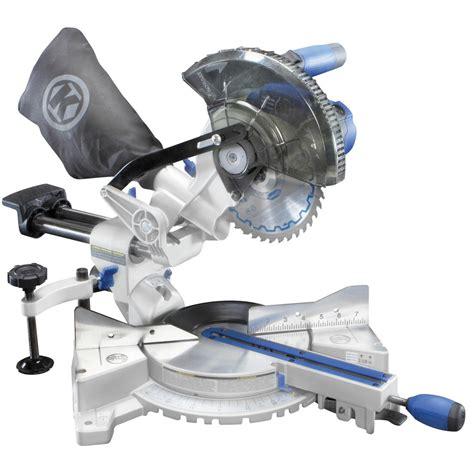 Kobalt 9amp Sliding Laser Compound Miter Saw 9amp Guide