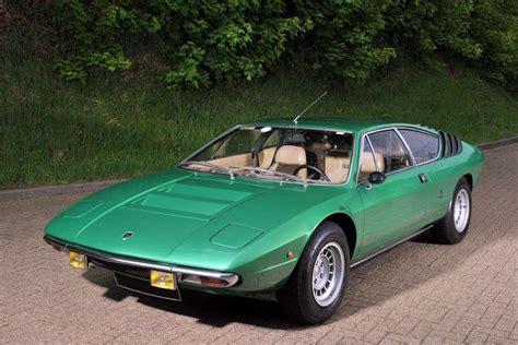 Motoring Fans Vote The Lamborghini Urraco As The Number ...