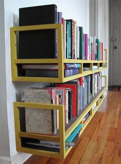 bookshelf solutions modern bookcases 7 ingenious storage solutions every home needs