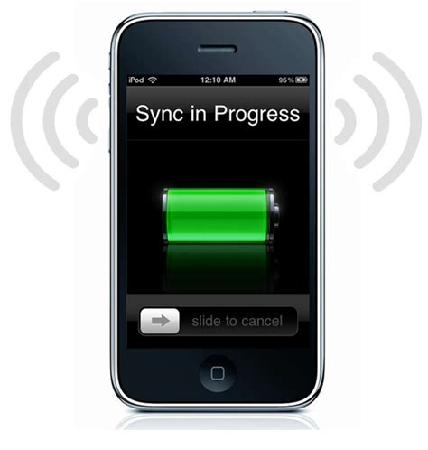 sync with iphone wirelessly sync your iphone with itunes
