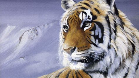 Anime Tiger Wallpaper - tiger wallpapers wallpaper cave