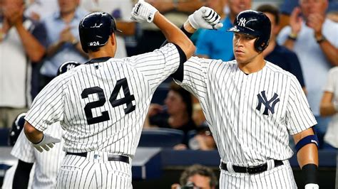 Ny Yankees Baby Are York Yankees 39 Baby Bombers About To Take