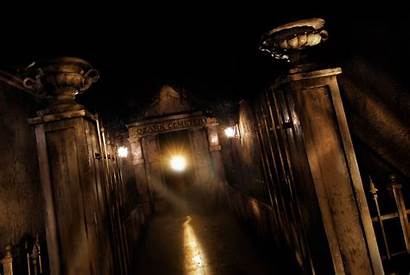 Scary Halloween Haunted Spooky Backgrounds Wallpapers Background