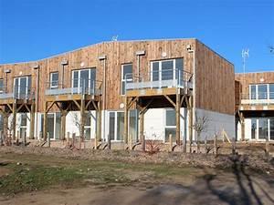 Maison Modulaire Bois : maison en bois maison modulaire en bois citeden ~ Melissatoandfro.com Idées de Décoration
