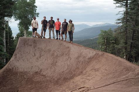 Sculpting The Perfect Bmx Dirtjumping Course Video