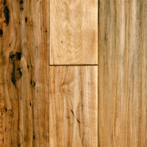 virginia mill works 3 4 quot x 5 quot hickory handscraped contemporary hardwood flooring by lumber