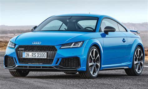 Audi Rs 4 Facelift 2019 Motor Ausstattung by Audi Tt Rs Facelift 2019 Motor Ausstattung