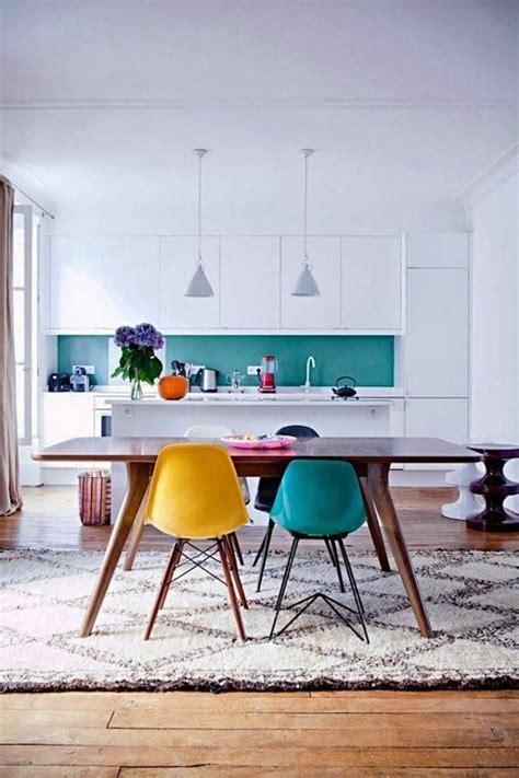 chaise pour salle à manger les chaises de salle à manger 60 idées archzine fr