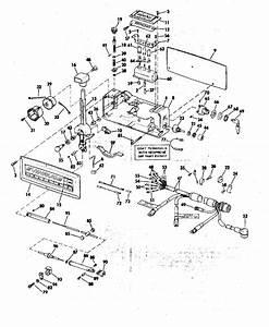 Evinrude Remote Control Parts For 1972 65hp 65273s