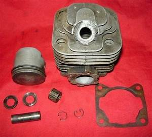 Jonsered 621 Chainsaw Piston And Cylinder Kit
