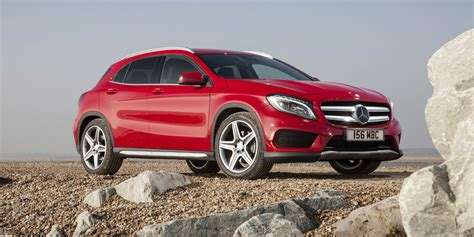 mercedes gla colours guide  prices carwow