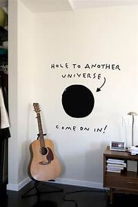 interior design With awesome science wall decals