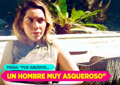 Crying, Frida Sofía, Alejandra Guzmán's daughter, accuses ...