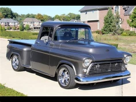 1957 chevy pickup classic muscle car for sale in mi vanguard motor sales youtube