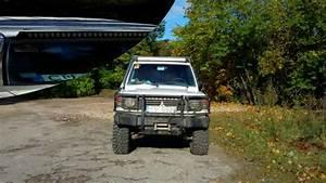 Mitsubishi Pajero 4x4 Off