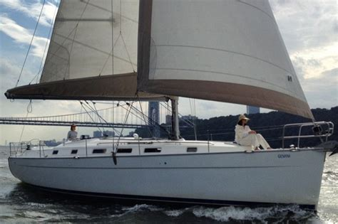 Boat Rental With Captain Nyc by New York Boat Rental Sailo New York Ny Beneteau Boat 863