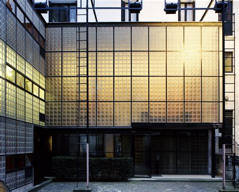 Maison De Verre, The Other Glass House Curbed