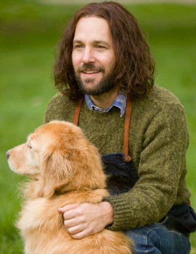 Paul Rudd, Golden Retriever | Paul rudd, Dog names, Willie ...
