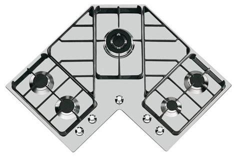 piano cottura angolare piani cottura angolari