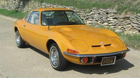 1972 Opel Gt For Sale 1972 opel gt for sale near omaha nebraska 68164