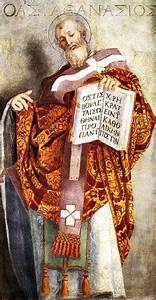 Quotes Of St At... Athanasius Of Alexandria Quotes