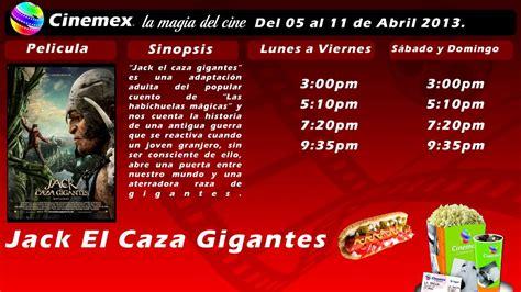Cartelera Cinemex Guaymas YouTube