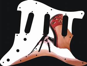 Strat Pickguards From Hell  And More