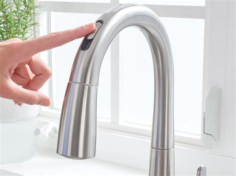 kohler sensate kitchen faucet best touchless kitchen faucet gallery liltigertoo com