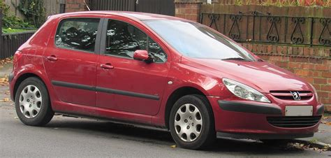 2010 Peugeot 307 Station Wagon