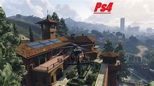 New GTA V PS4 Vs PC Comparisons Screenshots Graphics