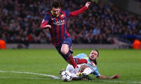 UEFA Champions League: Manchester City vs Barcelona in ...