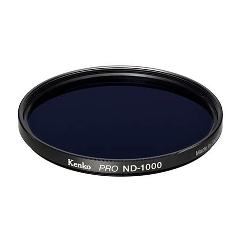 kenko kenko filter real pro nd1000 lens filters epictv shop