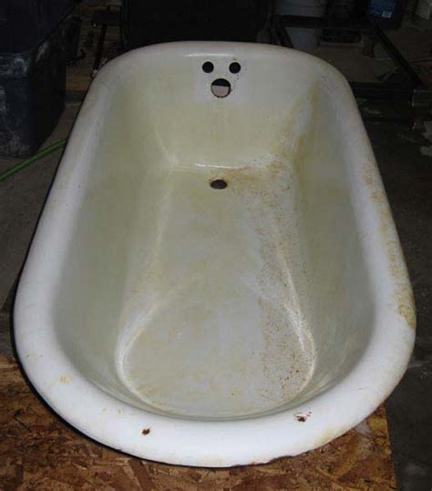 Enamel Bath Tub by Domiciliate Bathtub Re Enamel Coat