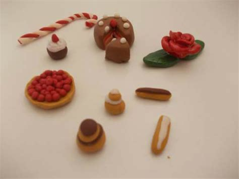 petites patisseries corinne loubry creation p 226 te fimo