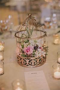 25 Truly Amazing Birdcage Wedding Centerpieces (with