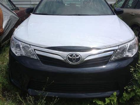 2 door toyota camry buy new 2012 toyota camry le sedan 4 door 2 5l in sterling