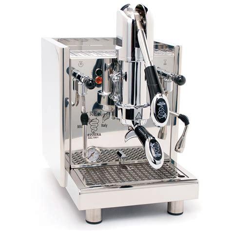 strega espresso bezzera strega lever espresso machine whole latte love