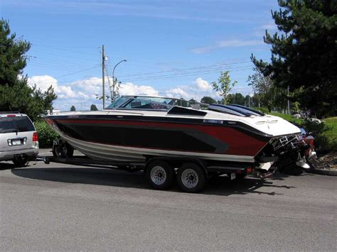 The Open Boat Tone by Will A 1 2 Ton Chevy Pull A 25 28 Deck Boat Adequately
