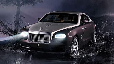 Rolls Royce Wraith 2018 Wallpaper Hd Car Wallpapers