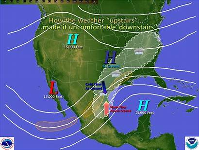 Upper Weather Pattern Level 2009 March General